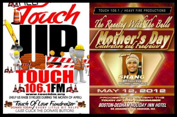 Touch of Love Mother's Day Celebration 2012 Featuring Comedian Shang